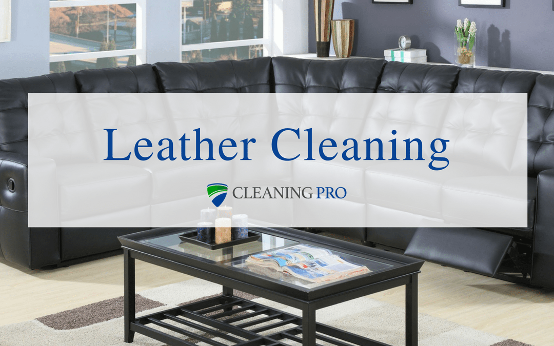 How to look after your leather furniture